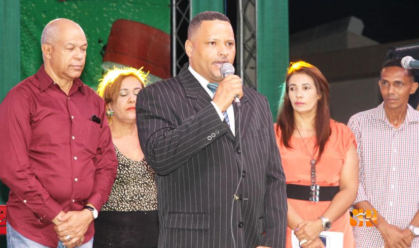 Carlos Ovalle - Presidente comité organizador