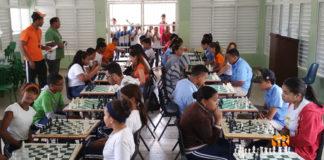 Competencias de Ajedrez en la escuela José María Serra.