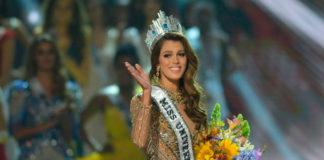 Miss Universo Iris Mittenaere. (AFP).