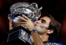 Federer derrota a Rafael Nadal. (Foto: FE).