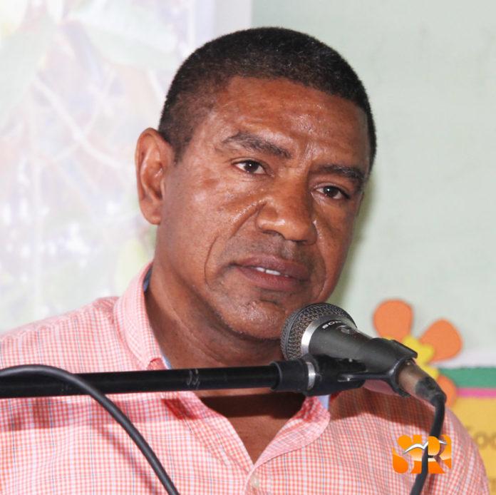 Profesor Melvin Andrés Cruz Alejo