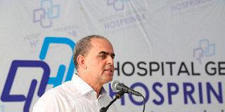 Pedro Espinal - Empresario.