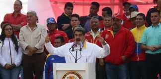 """VENEZUELA: Maduro ordena capturar a cualquier """"traidor"""" en Fuerza Armada"""