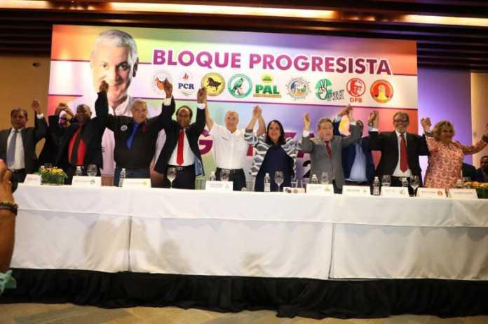 Gonzalo recibe respaldo de mayoría del Bloque Progresista; pide a oponentes prepararse para su eminente triunfo.