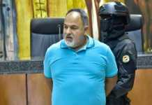 Sergio Gómez Díaz había aceptado de manera voluntaria su entrega a los Estados Unidos.